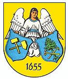 Das Wappen von Jöhstadt