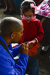 Joint Task Force-Bravo gives more than just food to local orphanage 150125-F-ZT243-088.jpg