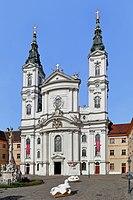 Josefstadt (Wien) - Piaristenkirche.JPG
