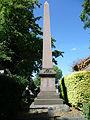 Joseph & Samuel Richardson grave, Kensal Green Cemetery.JPG