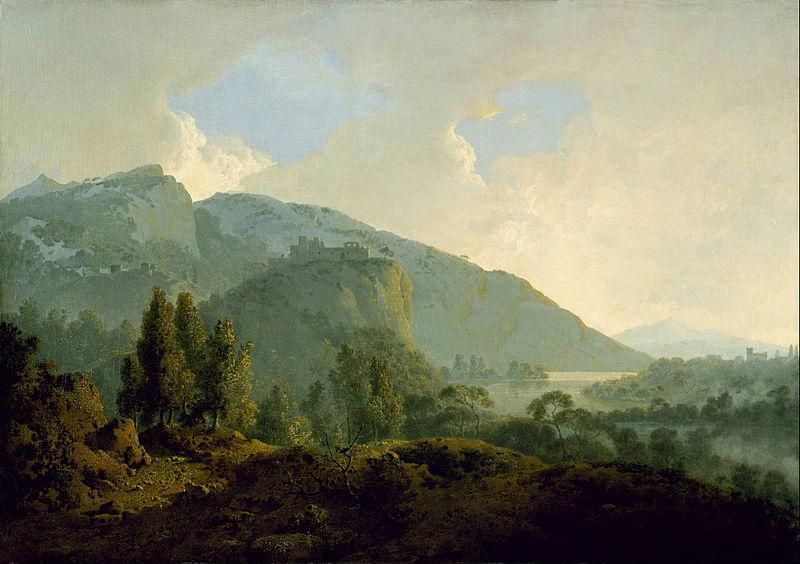 Derby Art Painting British