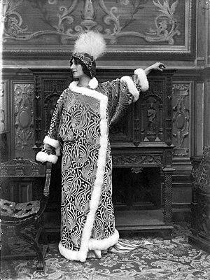 Josette Andriot - Josette Andriot in Protea (1913)