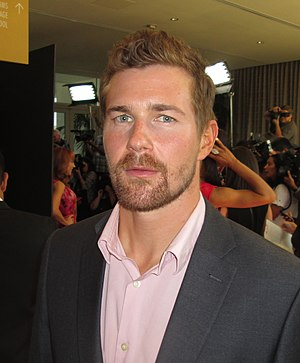 Josh Kelly (actor) - Kelly at the 41st Daytime Emmy Awards in June 2014