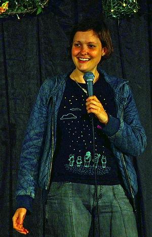 Josie Long - Long in 2010