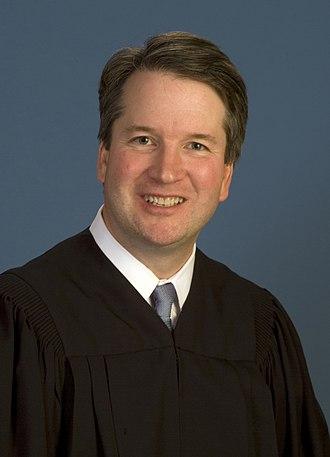 Brett Kavanaugh - Image: Judge Brett Kavanaugh