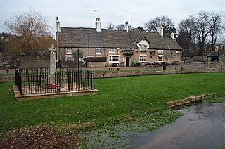 Nether Langwith Human settlement in England