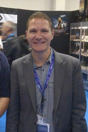 Julian Eggebrecht - Julian Eggebrecht at Gamescom 2012
