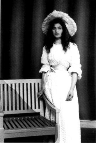 Julie Manet - Julie Manet at age 15, 1894