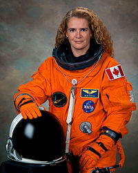 Image illustrative de l'article Julie Payette