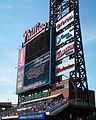 Jumbotron at Citizens Bank Park (2372274542).jpg