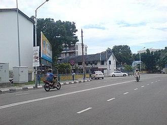 Jelutong, Penang - Jelutong Road