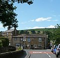 Junction of Main Street and Meadow Lane, Cononley - panoramio (3).jpg