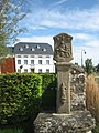 Junglinster Old cross and Town hall 2011-08.jpg