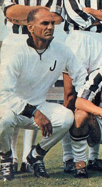 Paulo Amaral - Amaral at Juventus in 1963