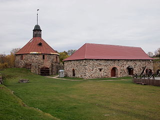 Korela Fortress fort