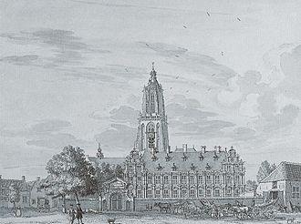Bartholomeus van Bassen - Image: Königshaus Rhenen C P 038