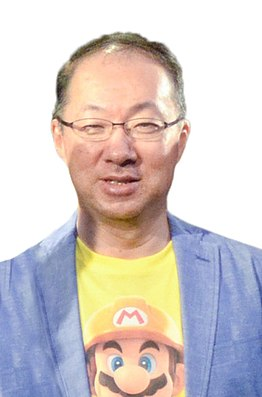 Koji Kondo Japanese video game composer