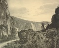 KITLV - 151112 - Demmeni, J. - Waterfall at Harau near Payakumbuh, Sumatra - circa 1910.tif