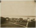 KITLV - 39017 - Muller, Julius Eduard - Paramaribo - Government Square in Paramaribo. In the background Fort Zeelandia - circa 1885.tif