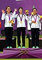 KOCIS Korea London Olympic Archery Womenteam 09 (7682351380).jpg