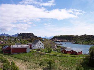 Kabelvåg - Lofoten Museum in Kabelvåg