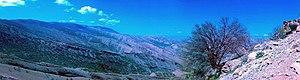 Kabir Kuh - Kabir Kuh ranges near Darreh Shahr