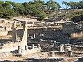 Kameiros antike griechische Stadt auf der Insel Rhodos.jpg