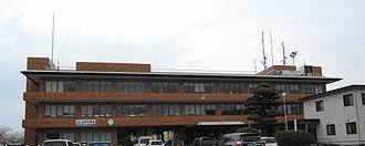 Kami-Amakusa - Kami-Amakusa City hall