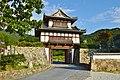 Kaneishi Castle, Yagura-mon-1.jpg