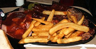 Barbecue in the United States - Kansas City-style barbecue