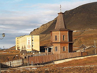 Eastern Orthodoxy in Norway - The Church in Barentsburg