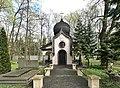 Kaplica ekumeniczna rodziny Gudzowatych na cmentarzu prawosławnym w Warszawie.jpg