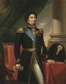 Karl XIV Johan, 1763-1844, kung av Sverige och Norge (Fredric Westin) - Nationalmuseum - 39758.tif
