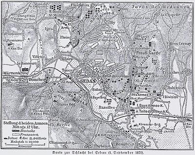 Battle Of Sedan Wikipedia
