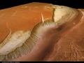 Kasei Valles, perspective view of Northern branch, looking West ESA201094.tiff