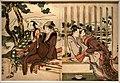 Katsushika Hokusai, rimasugli di neve da azuma yogoro, 1801-04 ca.jpg