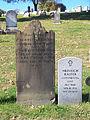 Kaufer (Heinrich), Brush Creek Cemetery, 2015-10-26, 01.jpg