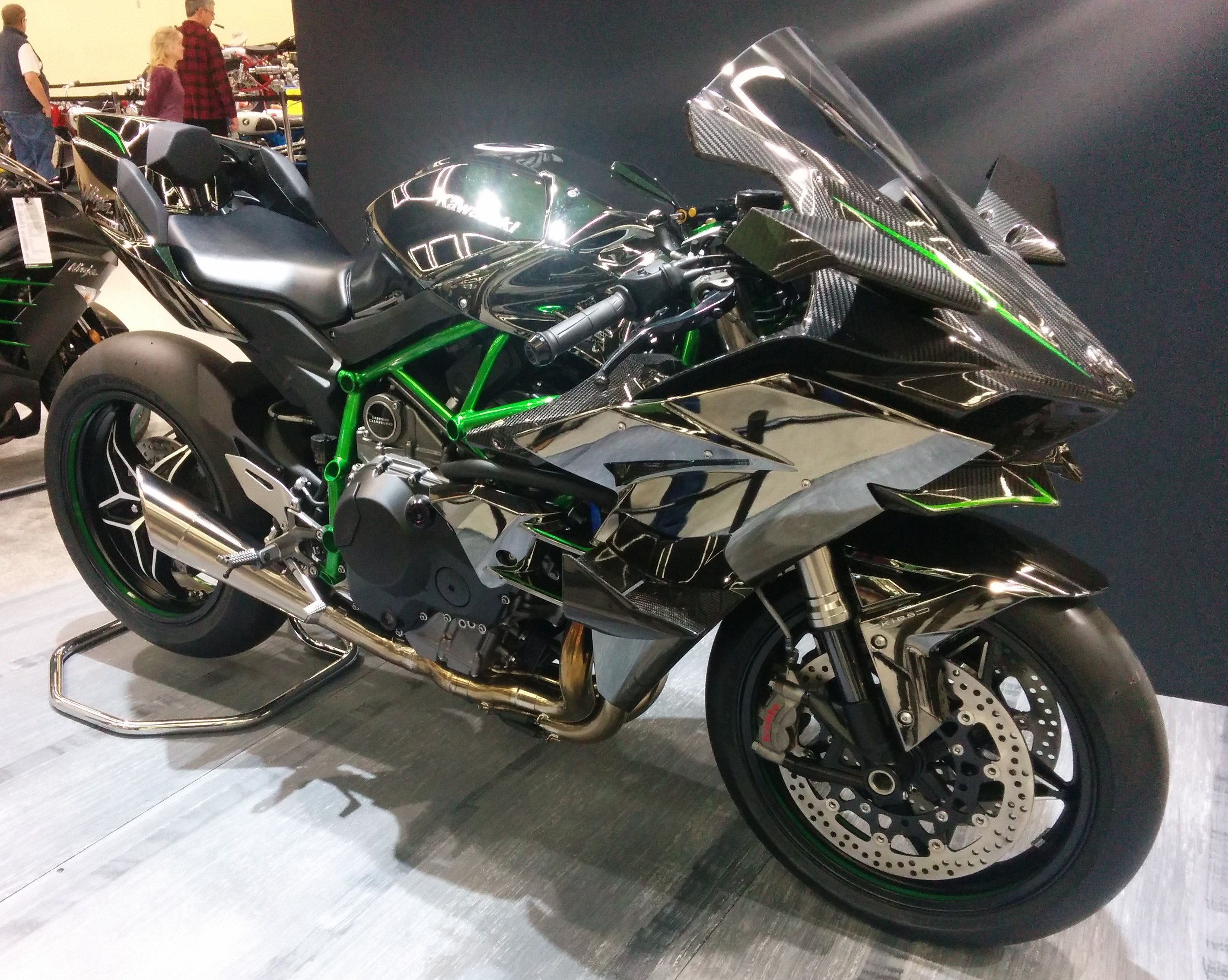 Kawasaki Ninja H2r The Complete Information And Online Sale With