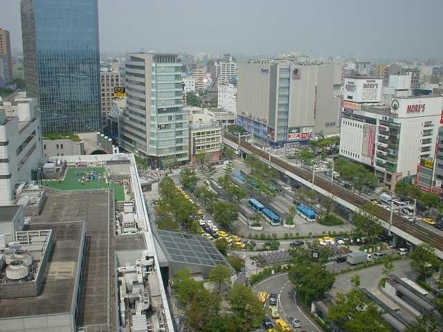 Kawasaki Station East Exit 2