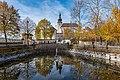 Kefermarkt Schloss Weinberg Schlossteich-4899.jpg