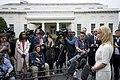 Kellyanne Conway Speaks to the Press (47751382671).jpg
