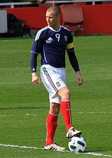 Kenny Miller Scottish association football player