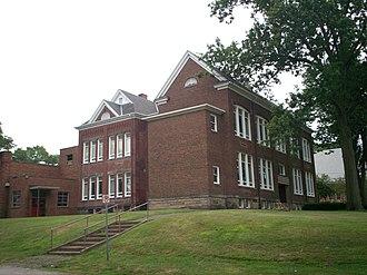 Kent City School District - Image: Kent De Peyster 2