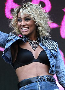 Hilson performing at Supafest in Australia, April 2011