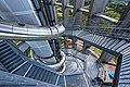 Keutschach Pyramidenkogelturm Rutsche und Treppe 01052020 8912.jpg