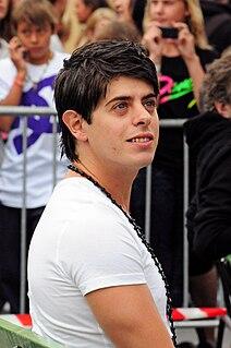 Kevin Borg Maltese pop singer