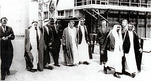 Khalifa Bin Yousef - Khalifa Bin Yousef Leaving London