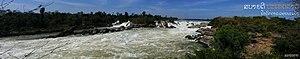 Khone Phapheng Falls - Khone Phapheng Falls