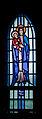 Kilbennan St. Benin's Church Window Madonna and Child 2010 09 16.jpg