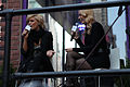 Kimberly Caldwell, LeAnn Rimes at Yahoo Yodel 5.jpg